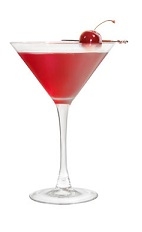 Picture of Red colored cocktails and mixed drinks