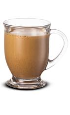 Baileys Cocoa - The Baileys Cocoa drink is made from Baileys Irish Cream and hot cocoa, and served in a coffee mug.