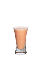 Janne Special - The Janne Special shot is made from Midori melon liqueur, Licor 43, milk, orange juice and grenadine, and served in a shot glass.