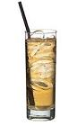The 7 and 7 is made from whiskey (traditionally Segrams 7 Canadian Whiskey) and 7-Up or other lemon-lime soda, and served in a highball glass.