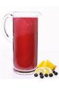 The Acai Freeze Pitcher is made from VeeV acai spirit, pineapple, blueberries, simple syrup and ice, and served in a pitcher. This recipe makes 6 servings.