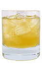 The Apple Cart is made from Apple Brandy, Cointreau and fresh lemon juice, and served in a chilled old-fashioned glass.