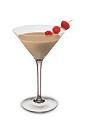 The Baileys Raspberry Martini is a luxurious cocktail made from Godiva chocolate liqueur, Baileys Irish Cream and raspberry vodka, and served in a chilled cocktail glass.