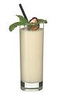 The Screaming drink is made from Dooleys, rum, Kahlua and milk, and served in a highball glass.